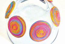 FIMOnávody - spirálky a šneci