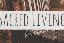 Sacred Living Northern Colorado / by Golden Poppy Herbal Apothecary