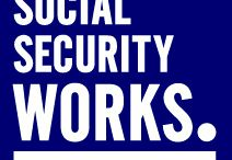 social security / by cora field