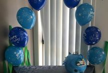 Octonauts themed Party / An Octonauts themed party we did on short notice for our son