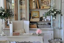 • Déco Style Shabby Chic • / Nos inspirations déco style Shabby