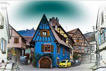Alsace ... Saint-Hippolyte