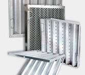 Hood filters / Hood filters are an important part of the commercial kitchen. As they work to remove grease vapors from the air, they get clogged with grease, and if they aren't cleaned on a regular basis, they can cause grease fires, that's why it's important to know when to clean your hood filters and when to replace …