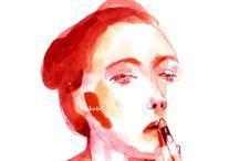 Les illustrations de la revue Décapage / Les illustrations publiées dans la revue sont l'oeuvre d'artistes talentueux et enthousiastes.