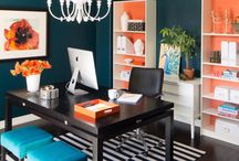 Work Office / by Kelly Lindner