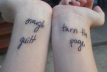 Cool Tattoos / by Alexandra Santos