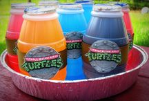Tortugas Ninja / by Arlene's Place