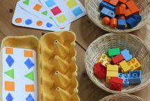 Actividades con materiales reciclables