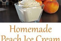 Ice Cream and Frozen Yogurt Recipes / ice cream recipes   frozen yogurt recipes   ice cream sandwiches   ice cream sundaes   ice cream treats