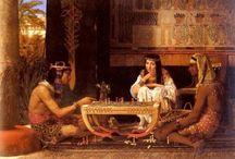 Família Tradicional Egipicia
