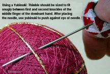 Needle Crafts / by Liz Durian-Watson
