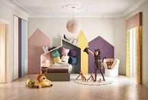 Lago KIDS - современный стиль детской комнаты / Мебель для детской комнаты из новой коллекции Lago была разработана с заботой и вниманием к детям для того, чтобы ребята могли создать в своей комнате пространство и для занятий, и для отдыха, и для игр. Элементы меблировки как кубики, или лучше сказать, как пазлы, всякий раз складываются по-иному в зависимости от потребностей и желаний подрастающего ребенка.