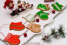 Christmas cookies / Gingerbread