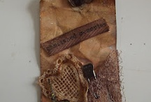 tag lace antique