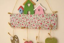 Children's Wall Hanging by Kyriaki's Atelier / Something Beautiful and Unique for a little person or someone feels as a child.... home decor, unique items, handmade, kid's room, nursery decor, children decoration, colorful, personalize
