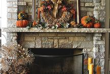 Fall decor / by Patricia Whisenant