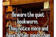 Book quotes and stuff