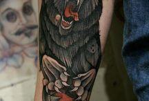 Tetovania...