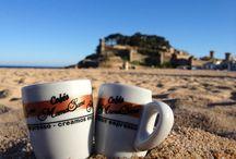 Taza de café viajera / Taza viajera #CafesMamaSame descubriendo mundo. #viajar #travel #viajera #taza #cup