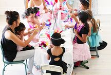 birthday parties / by MDB Playroom
