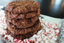 Gluten Free Winter Holiday Recipes / Gingerbread, peppermint, all the right flavors!