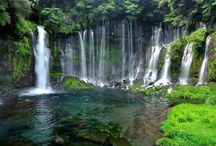Travel | waterfalls / Mother natures wonders to put on your bucket list!