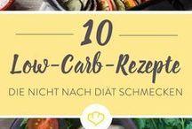 Rezepte Low-Carb