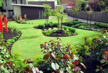 Luxury of Space / Lovely new garden with lots of room to run and play