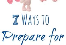 prepare and save for baby