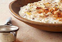 Rice Pudding Custards