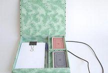 Kit cx de cartas