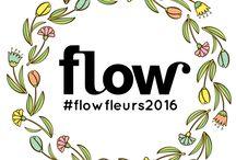 #FlowFleurs2016 / fleurs d'Avril