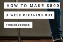 foreclosure cleaning business