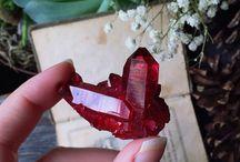 Kristalle, Edelsteine... einfach Magie