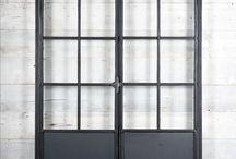 Iron facade