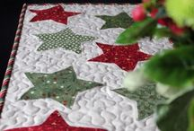Quilts: table Runners / by Irene Snyder