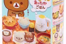 Blind Box Toys & Gashapon / Kawaii surprises, capsule toys and miniatures