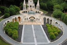 Towns in Miniature around the World