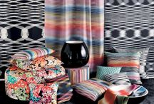 Missoni Home | Salone del Mobile 2016 / New Missoni Home Collection at Milan Design Week