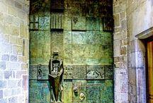 Doors,Gates,Knobs&Knockers