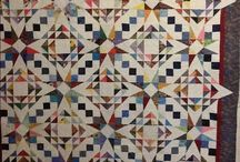 Quilting - Triangle In A Square