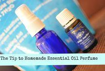 Essential Oils / by Tabetha Ritch