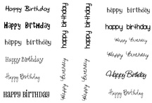 DigitalFreebie Sentiments that anyone can have that I created from fonts. / by Christina Allman Wilson
