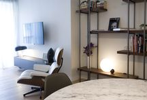 Ostiense House #02 / Apartment 80 mq Rome, Italy – 2015  Renovation of apartment in Rome.