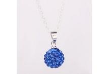 Shamballa náhrdelníky
