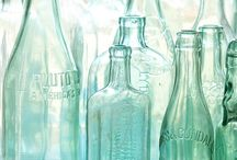 DECORATION | bottles and glasses