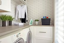 Pantry Laundry Mud rooms