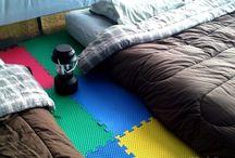 ideer til teltet