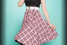 Dresses Rockabilly-/Swing-Style