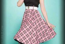 Dresses Rockabilly-/Swing-Style
